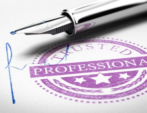 Court Reporter – Professional Versus Competent