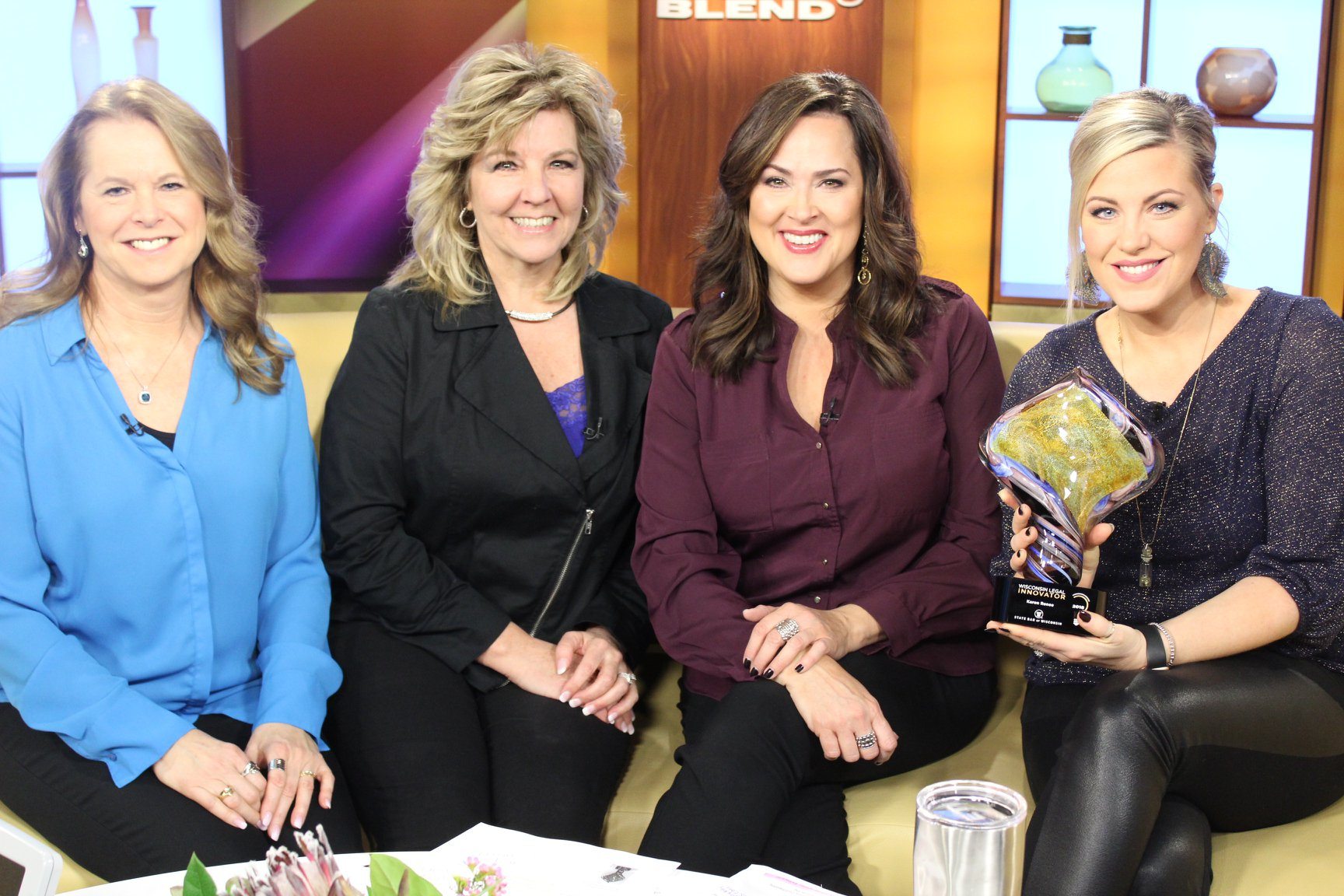 The Morning Blend Features eCourt Reporters' Award - eCourt