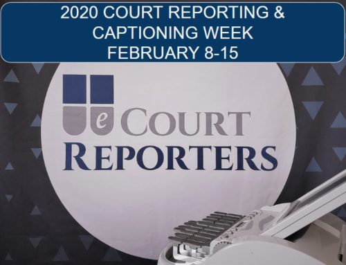 Court Reporting & Captioning Week